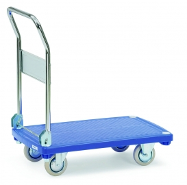 Kunststoffplattenwagen
