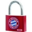 Vorhangschloß T65AL/40 FC Bayern München