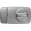 Tür-Zusatzschloß 7010 S/SB silber