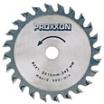 Proxxon HM - Kreissägeblatt 80 mm / 24 Z