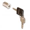 Format Zylinderkern A001 1 Schlüssel + 1 Klappschlüssel, VE=50 608817