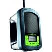 Festool Baustellenradio BR10, 10,8-18V Akku-Be- trieb, Bluetooth-Schnittstelle mit Telefon-Frei- sprechfunk.AUX-IN zum Anschluß mobiler Endgeräte