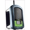 Festool Baustellenradio SYSROCK BR 10 DAB + Netzadapter 230 V, AUX-IN Kabel