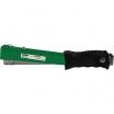 Prebena Hefthammer, Klammern PF 6-9,mm Gewicht 0,9 kg, Metallgehäuse, Griff mit Anit- rutschbelag, LxBxH 300x25x50mm, Blisterverpackung