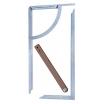 Hedü Anreißgerät Alpha Classic Set bestehend aus: Anreißgerät, Holzschmiege, Zimmermannswinkel rostfrei