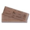 Mirka Abranet - Schleifscheibe für Handblock 80x230mm, K80, VE=50 Stück