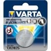 Varta Knopfbatterie 3 V Lithium CR 2025