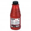 Oregon mineralisches Kettenhaftöl, 1l-Flasche Sommer-/Wintereinsatz, hohe Haftfähigkeit Vollschmierung auch bei nassem Holz