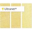 Menzer UltraNet Klett-Schleifscheibe 225mm Korn 40 6-Lochung, Halbedelkorund mit Stearat-Beschichtung Papier, Farbe, Lack, Gips, Spachtel