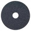 Proxxon Trennscheibe, korundgebunden, Gewebe-Ein- lage, Durchm. 50x1,0x10mm, VE 5 Stück für Stahl, NE-Metall, Kunststoff, Holz