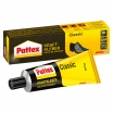 Pattex Kraftkleber Classic Kontaktklebstoff, Tube 50g, lösungsmittelhaltig, Verbrauch 250-350g m/² beidseitig, beständig bis +110°C