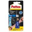 Pattex Sekundenkleber Alleskleber UltraGel PSG 4C, Tube 10g, Cyancrylat - Klebstoff, korrigierbar, tropf- und fließfrei