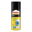 Pattex Power Spray korrigierbar 400ml Sprühkleber, farblos, nicht durchfleckend nicht verfärbend, 15min Verarbeitungszeit