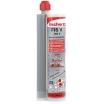 Fischer 2K-Hochleistungsmörtel FIS V360S  360ml in Verwendung mit Ankerstangen, Innenfewindeanker, Injektions-Ankerhülsen in (Poren-)Beton, Mauerwerk