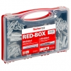 Fischer Sortimentsbox SX/UX 290 St. Spreizdübel 60St. 6x30, 50St. 8x40, 20St. 10x50, Uni.Dübel 60St.5x30,40St.6x50,50St.8x50,10St.10x60