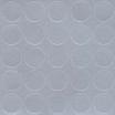 Folmag selbstklebende Abdeckkappen 20mm Nr. 978 Aluminium 28St./Blatt, 1 VE = 50 Blätter