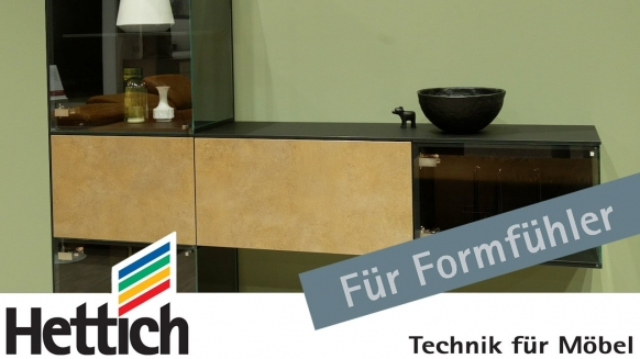 Embedded thumbnail for Die Design Glasvitrine