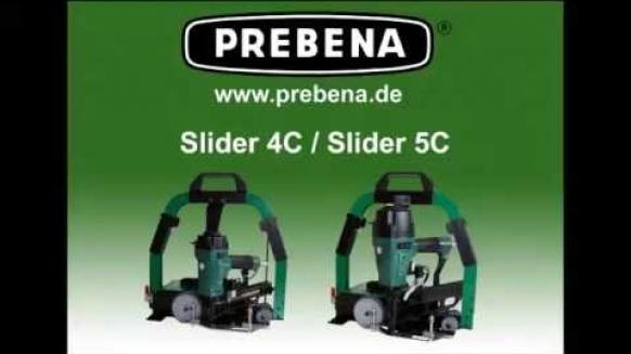 Embedded thumbnail for Prebena Slider-System