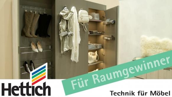 Embedded thumbnail for Der Schuhschrank mit Spiegel im Flur