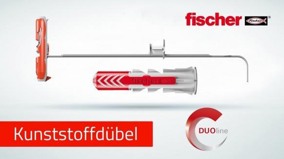 Embedded thumbnail for Fischer Befestigungspower für jeden Anwendungsfall DUO LINE